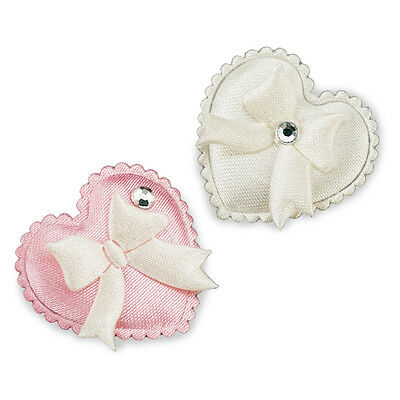 Reutter Porzellan Herzkissen Heart Pillow Set 1.734/5 Puppenstube Dollhouse 1:12 Dolls & Bears
