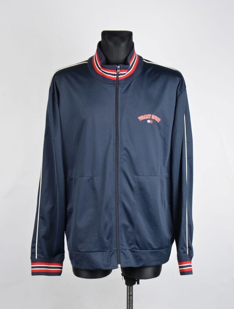 Tommy Hilfiger Vintage Sport Herren Pullover Größe 2XL, Echt