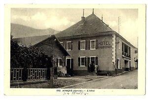 CPA-73-Savoie-Arbine-L-039-Hotel-Baudichon
