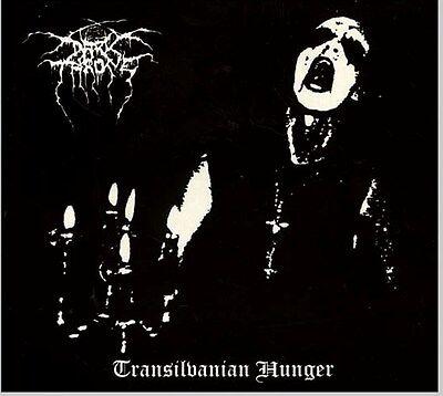 DARKTHRONE TRANSILVANIAN HUNGER SEALED CD NEW