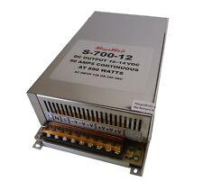50 Amp Power Supply Stack to 100 Amps or more 9-14VDC HAM CB Radio MegaWatt® 12