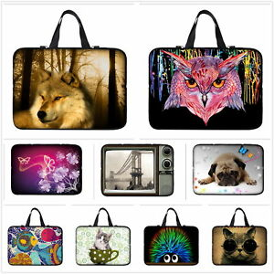 Hidden-Handle-Sleeve-Case-Bag-For-12-5-034-13-3-034-MEDION-Novatech-Notebook-Tablet