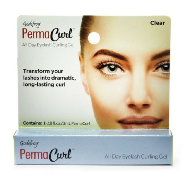 f051bbbfc2e Godefroy 901 Permacurl All Day Eyelash Curling GEL   eBay