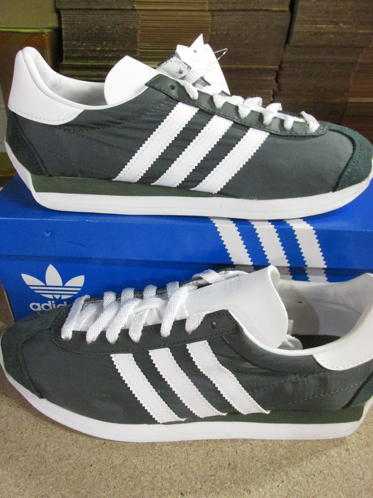 Adidas Originals Country OG Damenschuhe Trainers S32201 Sneakers Schuhes
