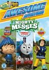 Awesome Adventures Mighty Messes 5034217421414 DVD Region 2