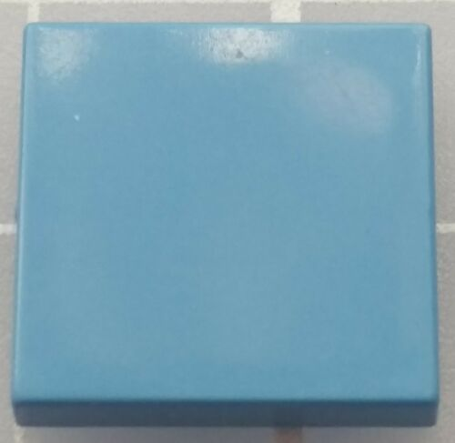 LEGO 3068B Tile 2x2 with Groove  x6