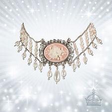Trachtenkette Perlen-Collier Alpenflüstern©  Rosalie Gemme Wiesn  Dirndl  AF08