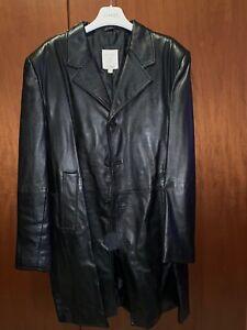 nuovo concetto f3664 abeaf Giacca Conbipel in vera pelle uomo taglia 48   eBay