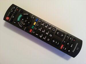 NEW-Panasonic-Genuine-Original-Remote-Control-TX-P42V10B-TX-P46G15B-TX-P58V10B