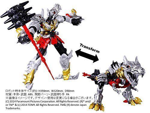 Nuevo Grimlock G1 G1 G1 color ver TakaraTomy Transformers 4 la era de la Extinción Película avanzada Japan F/S 099c81