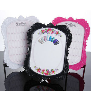 Image Is Loading Double Sided Nail Art Display Stand Gel Polish