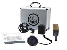 AKG C 414 XLII Studio Mic NEW C414