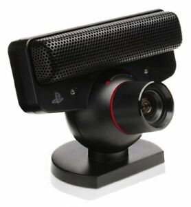 PLAYSTATION-Eye-Camera-for-Playstation-3-Black-Only-Camera-equipment-Brand-New