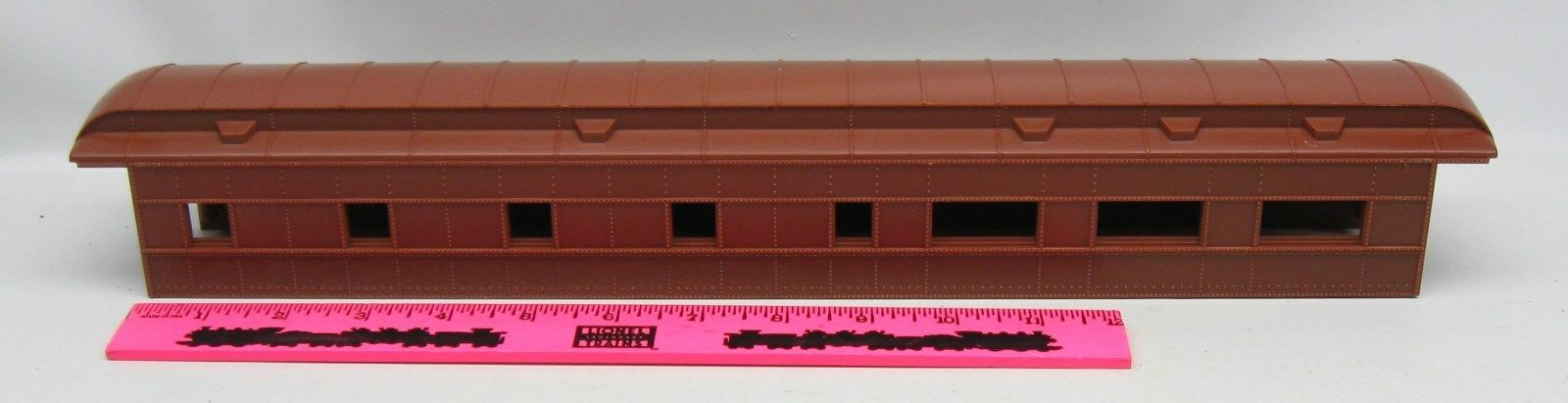 K-Line   brown Passenger Shell