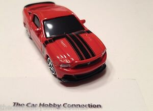 Maisto Diecast 1 64 Ford Mustang Boss 302 Laguna Seca 2012