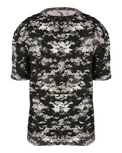 6b44ee47 Image is loading BADGER-SPORTSWEAR-B-CORE-DIGITAL-CAMO-TEE-SUBLIMATED-