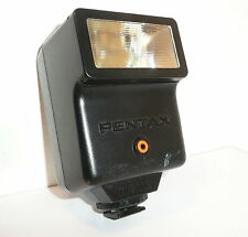 POWERFUL & COMPACT PENTAX AF200S FLASHGUN in WORKING ORDER , GN20m