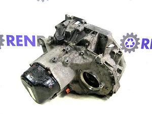 Renault-Clio-II-PH1-1-2-8-V-98-01-JB1184-JB1-184-Transmision-Caja-de-cambios