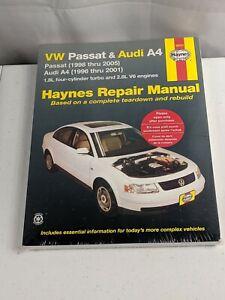 Haynes-Repair-Manual-VW-PASSAT-1998-2005-and-AUDI-A4-1996-2001-96023