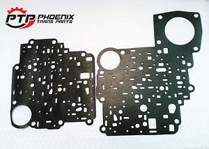 4l30e transmission valve body gasket set upper lower 4l30 bmw rh ebay com