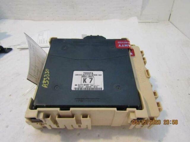 2013 Rav4 Multiplex With Fuse Id 892210r071