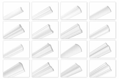 Stuckleisten Deckenprofil Styroporleiste Zierleiste HEXIMO ZG Großabnahme Pakete