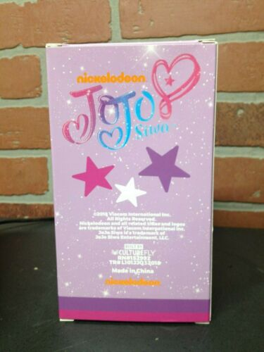 Jojo Siwa Exclusive Box Girl Power Collectible Vinyl Figure Toy CultureFly NEW