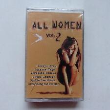 k7 Compil All women Vol 2 SHERYL CROW SUZANNE VEGA RICKY LEE JONES 555891 4