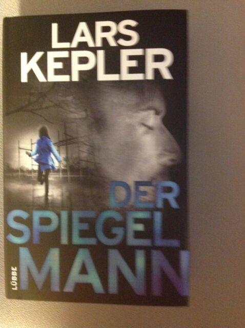 Der Spiegelmann von Lars Kepler (Gebundene Ausgabe)