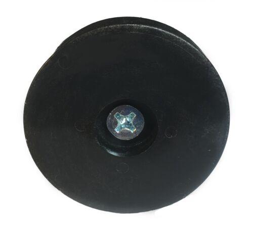 "8 pc Machine Leveling mounts//feet//pad Zinc-plt steel 3//8-16 x 3/"" thrd w//socket"
