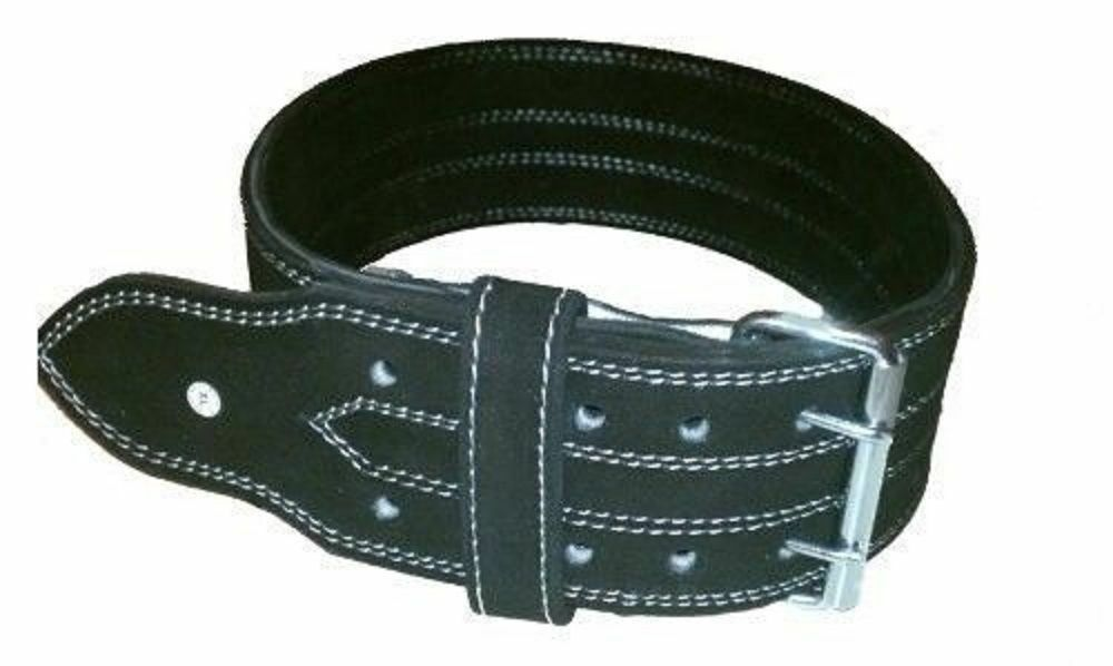 Competition 10mm Double Prong Powerlifting Belt- Squat Squat Squat - Deadlift IPF Legal a0f157