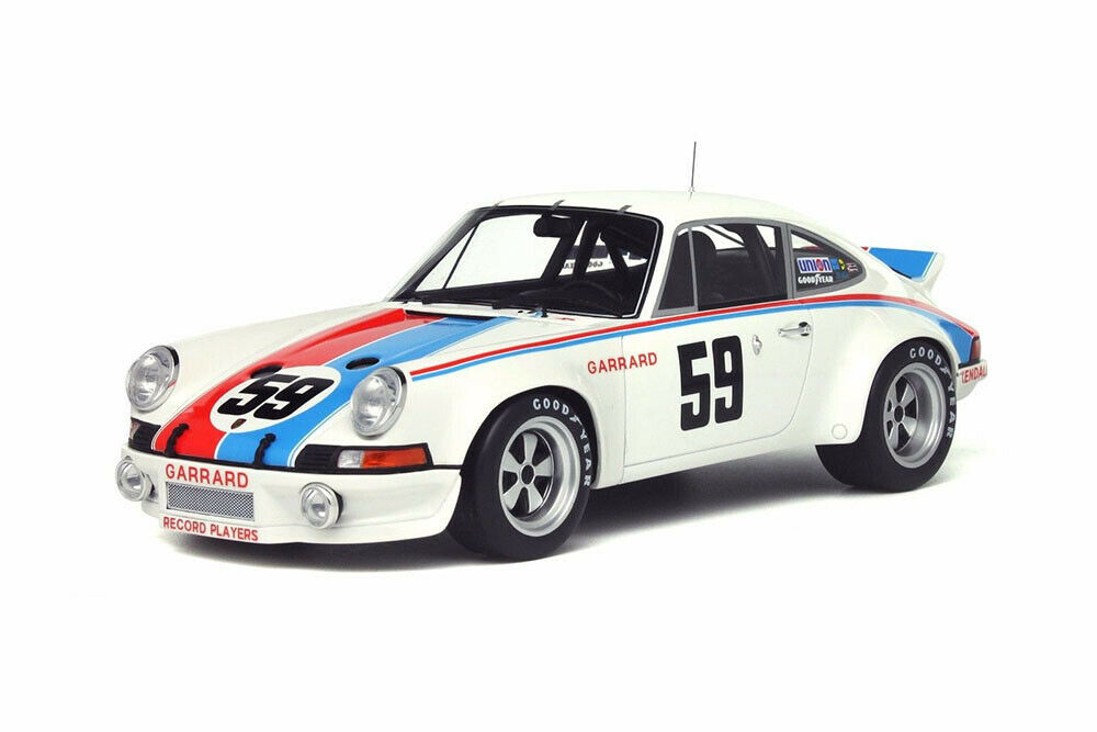 Gt Spirit gt728 1 18 Porsche 911 (911) carrera rsr winner daytone 1973 bianca lim