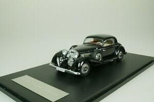 Merceds-Benz-MB-540K-500K-Sport-Coupe-1936-Black-1-43-Neo-46157-New