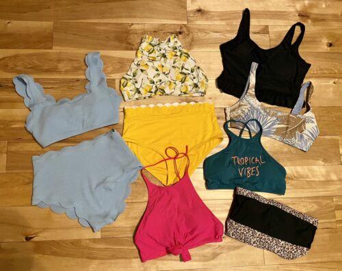 Huge Lot Of Swimsuits - Bikini Tops & Bottoms - Ae