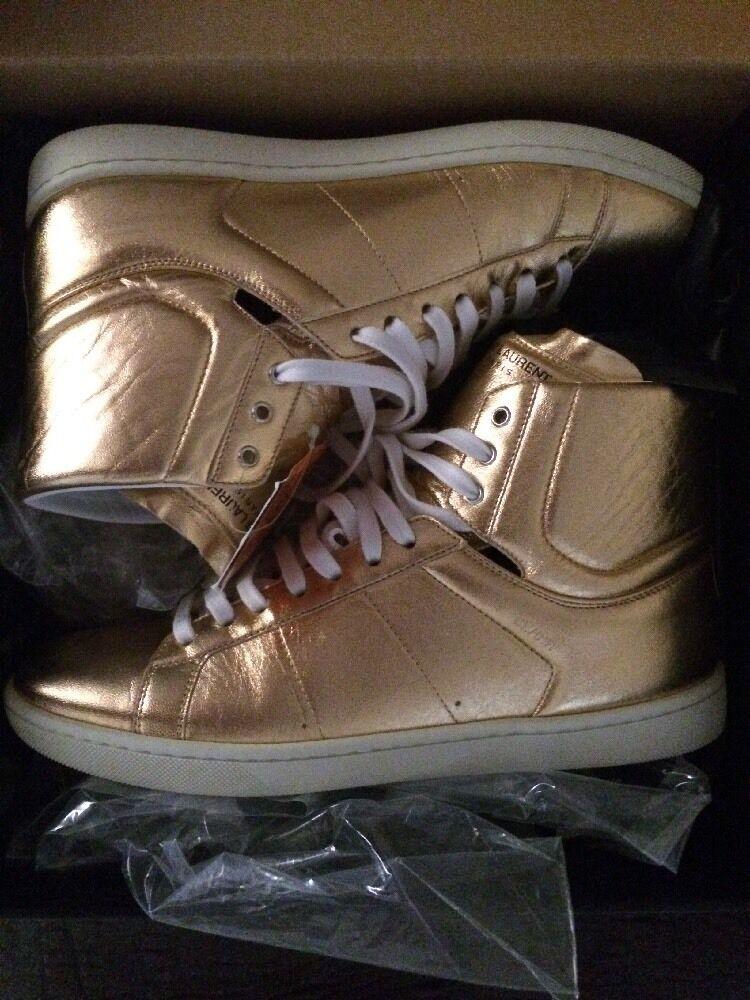 SAINT LAURENT SL/01H Sneakers 38 38 38 737a92