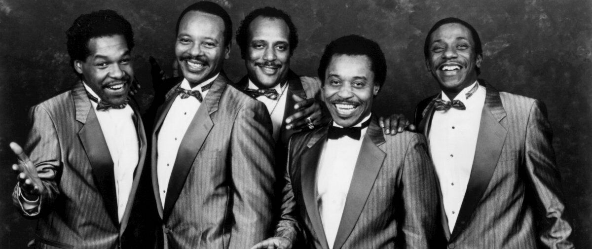LJ Reynolds and The Dramatics