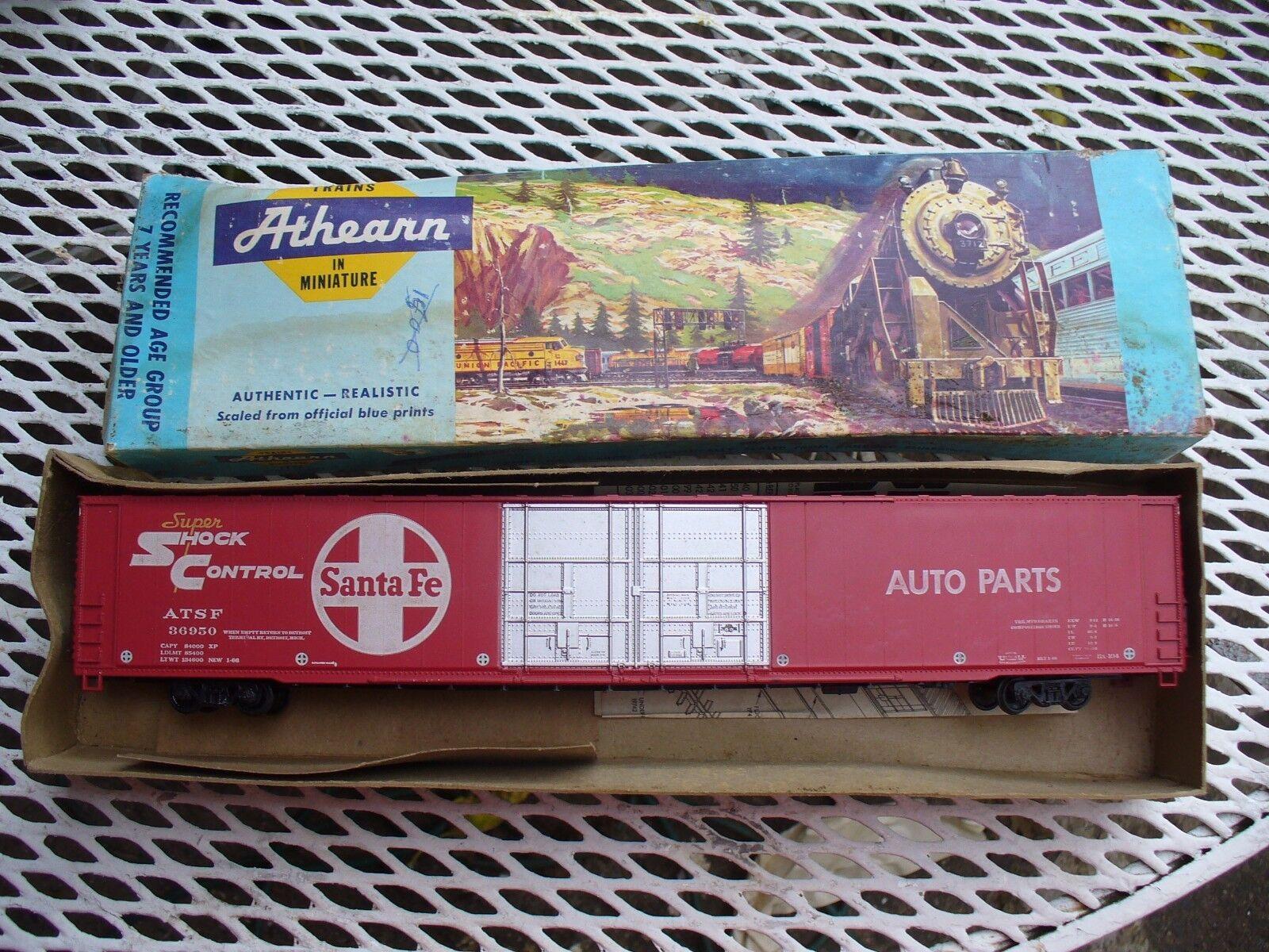 Ho Athearn Trenes en miniatura  86 Caja Cubo De Alta coche  Southern Pacific