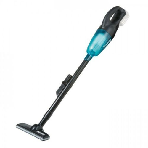 Makita DCL180 18V LXT Black Vacuum Cleaner With 15 Storage Compartment Organiser