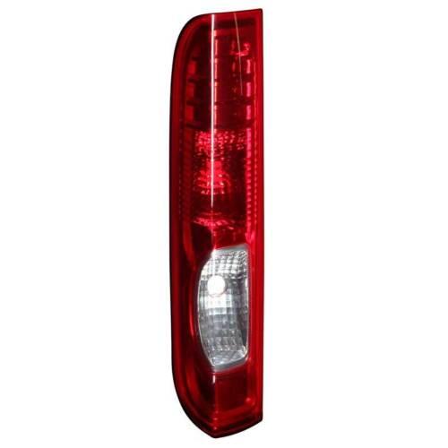 Opel Vivaro X83 2700 2.0D 08.2006-On Rear Light Lamp Left N//S Passenger Side