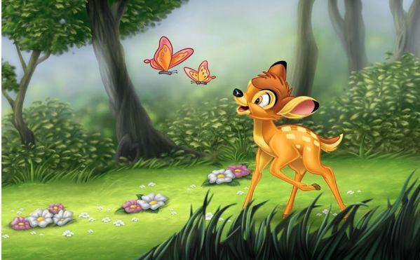 3D Schmetterlinge, Rehe 62 Fototapeten Wandbild Fototapete BildTapete Familie DE