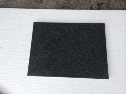 Padang dunkel 3cm stark Entkopplungsplatte Gerätebasis Lautsprecher Granit Boxen