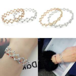Frauen-2-In-1-Folding-Retractable-Ring-Armband-Retractable-Schmuck-Bangle
