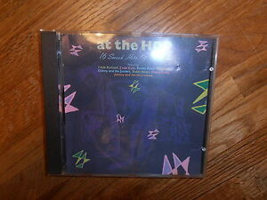 AT-THE-HOP-16-SMASH-HITS-OF-THE-50-039-s-CD-ALBUM-SAMPLER-PERFORMANCE
