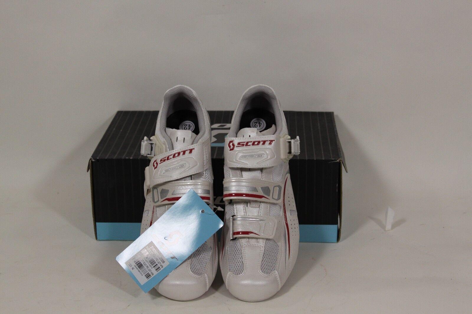 Scott Road Pro Lady Bike scarpe bianca Eu 36 or US 5