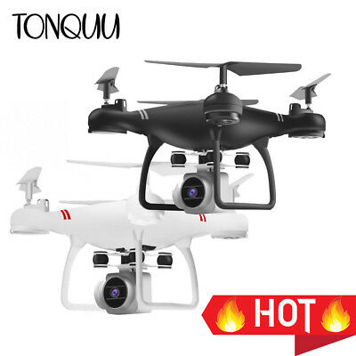TONQUU Foldable WIFI FPV RC Quadcopter Drone 1080P 2.0MP Camera Selfie Drone