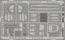 Eduard 1:72 Bf 109E S.A. PE Detail Set for Airfix Kit #73453
