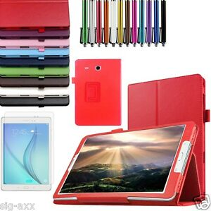 Smart-Flip-Etui-Support-en-Cuir-pour-Samsung-Galaxy-Tab-E-9-6-034-SM-T560-T561