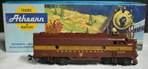 Athearn-HO-Scale-Pennsylvania-Railroad-F7A-Diesel-Loco-9506-W-BOX