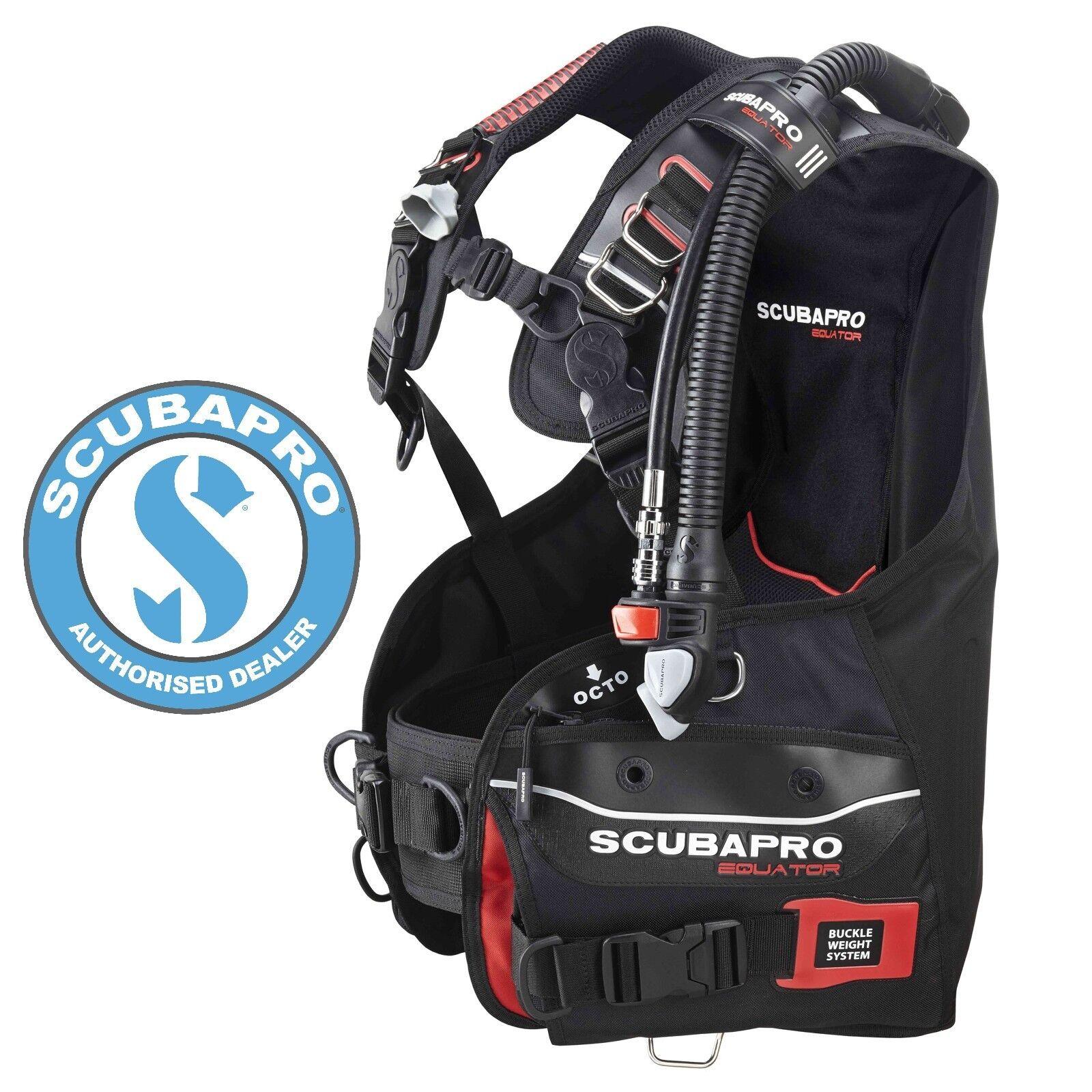Scubapro BCD Equator  Free Shipping