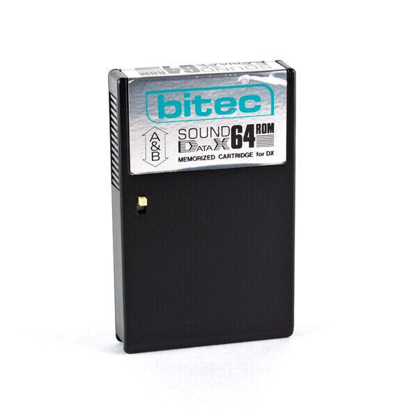 BITEC Sound Data X VOL.1 Voice ROM cartridge for Yamaha DX7 SyntheGrößer
